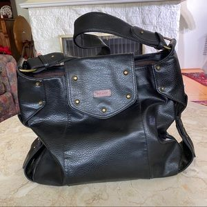 Matt & Nat Vegan Leather Large Shoulder Bag